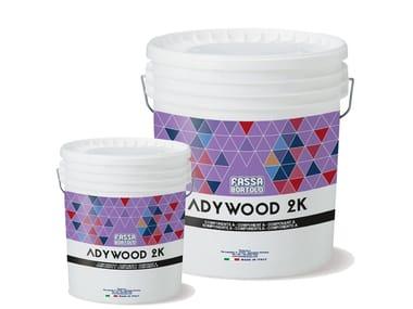 Adesivo bicomponente per pavimenti in legno ADYWOOD 2K