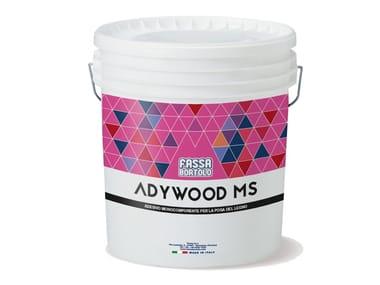 Adesivo monocomponente silanico per legno ADYWOOD MS