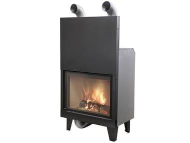 Wood-burning Fireplace insert Class A+ AERJOLLY 80 EVO