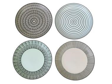 Ceramic plates set AFRESH | Dessert plate