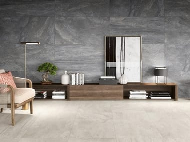 Porcelain stoneware wall/floor tiles AFYON