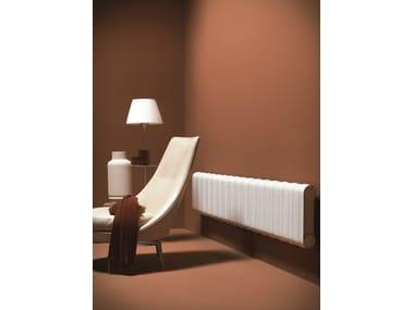 Radiador horizontal de parede AGORÀ | Radiador horizontal