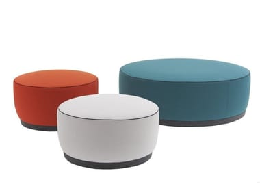 Pouf in pelle | Archiproducts