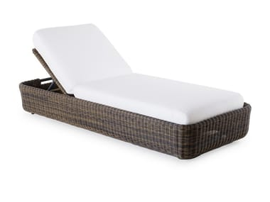 Tumbona de jardín reclinable de WaProLace® AGORÀ   Tumbona de jardín