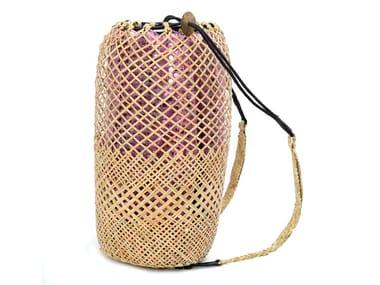 Bamboo backpack AGUNG