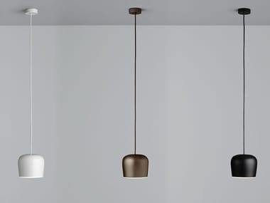 LED direct light pendant lamp AIM FIX