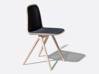 Wooden chair AIR CHAIR