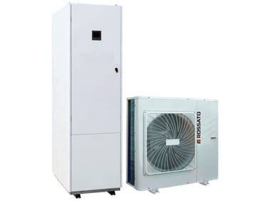 Heat pump Inverter with integrated storage AIR INVERTER II - T