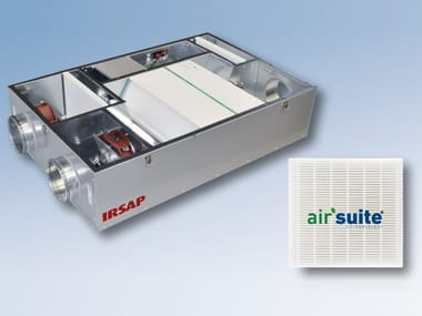 Air filtration device, purifier AIR'SUITE® FILTER