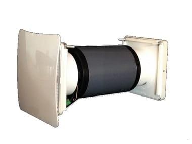 Residential Heat recovery unit AIRMATIC ALLUMINIUM