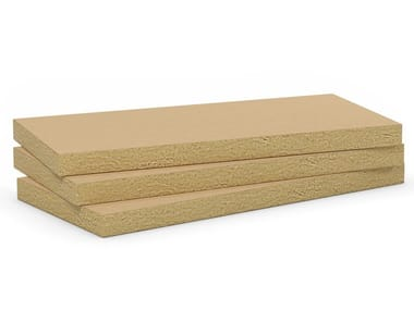 Rock wool Thermal insulation panel AIRROCK 33 KRAFT