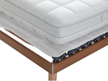Fabric bed frame cover AIRTEX