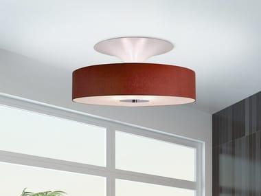 Direct-indirect light ceiling lamp AIRWAVE C5