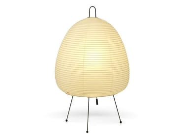 Japanese paper table lamp AKARI 1A