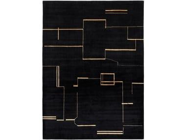 Handmade rug ALA BLG