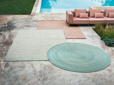 Rope outdoor rugs ALADDIN