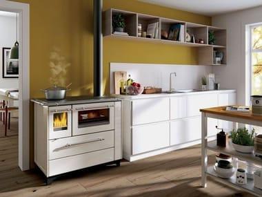Cucina a legna ALBA 4,5