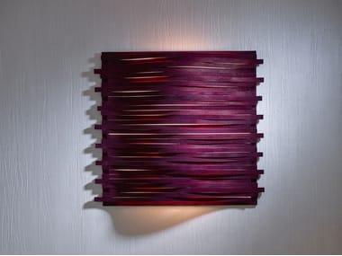 Direct-indirect light wall light ALBA