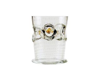 Blown glass vase ALBARET
