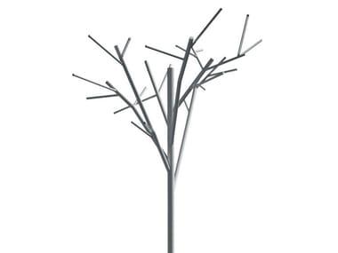 LED stainless steel street lamp ALBERO