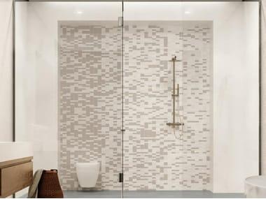 Mosaico in gres porcellanato ALCHIMIA | Fango Mosaico Degrade'