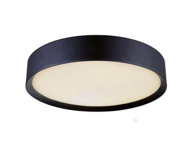 Lampada da soffitto a LED a luce diretta in alluminio ALESSIO