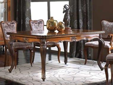 Tavolo allungabile in legno massello FOLD By Boffi design Piero Lissoni