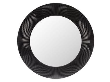 Specchio rotondo a parete con cornice ALL SAINTS