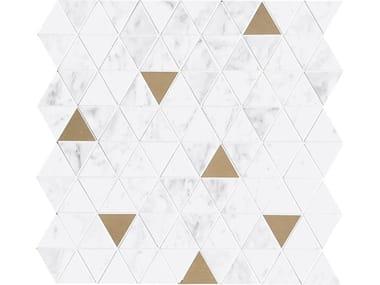 Mosaico in ceramica ALLMARBLE WALL | Mosaico Tria. Altissimo