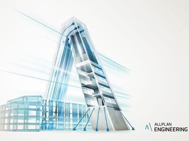 Software integrato CAD computo ALLPLAN ENGINEERING BUILDING