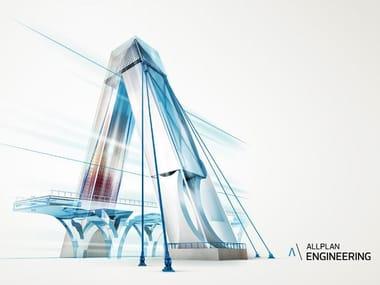 Modellazione solida 3D ALLPLAN ENGINEERING CIVIL