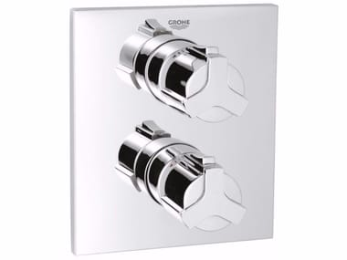 2 Hole Thermostatic Shower Mixer ALLURE | Thermostatic Shower Mixer. Grohe