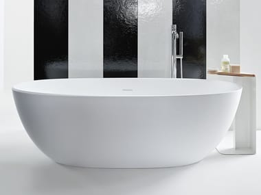 Freestanding Solid Surface bathtub ALOE