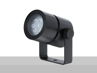 Proiettore per esterno orientabile in alluminio ALOHA 14