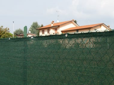 Polyethylene fibre shade panel ALOHA