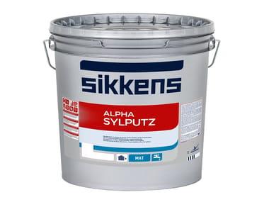 Rivestimento a spessore acrilico per esterno ALPHA SYLPUTZ