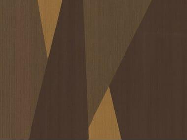 Indoor wooden wall tiles ALPI GAMPERANA TRIPLEX