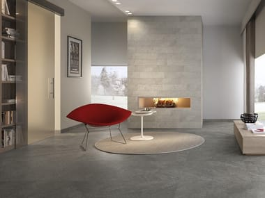 Porcelain stoneware wall/floor tiles with stone effect ALTA