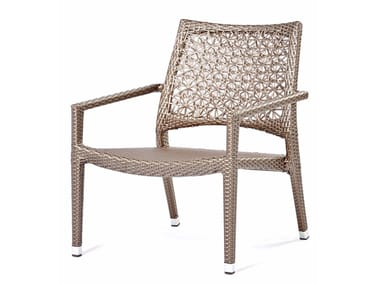 Synthetic fibre easy chair ALTEA | Easy chair