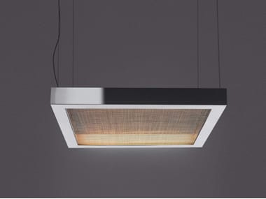 Indirect light pendant lamp with dimmer ALTROVE | Pendant lamp
