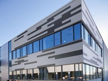 Panel for facade ALU-SKIN