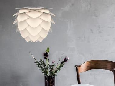 Lampada a sospensione a LED ALUVIA | Lampada a sospensione