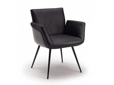 Chair with armrests ALVO | Chair with armrests