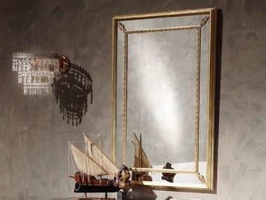 Wall-mounted framed mirror ALYSSA | Mirror