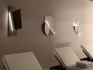 Pannello decorativo luminoso in metallo AMADEUS
