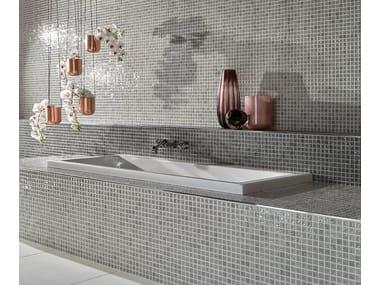 Natural stone mosaic AMANO