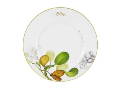Porcelain plate AMAZÓNIA | Plate