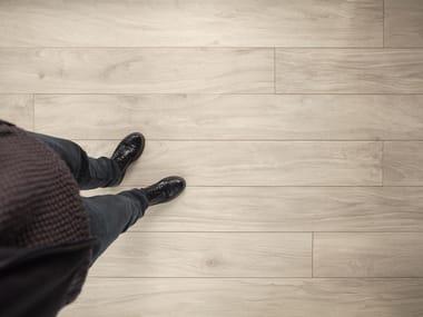 Pavimento in gres porcellanato effetto legno AMAZON ARARA