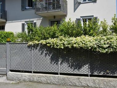 Expanded mesh Fence AMBASCIATA COMPATTA