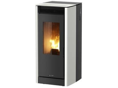 Pellet stove for air heating Class A+ AMBRIA 2